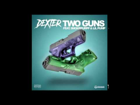 Famous Dex ft Smokepurpp & Lil Pump  :  Two Guns   (Official Audio)