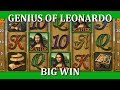BIG WIN - GENIUS OF LEONARDO