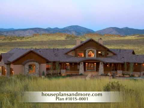 Mountain Homes Video 2 | House Plans And More