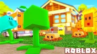 Roblox - SIMULADOR de PLANTS vs ZOMBIES !! - Roblox Plants vs Zombies #2 🎮