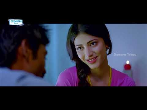 First Night | Shruti Haasan and Dhanush First Night | 3 Telugu Movie Scenes | Sivakarthikeyan thumbnail