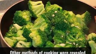 Do you know how to cook your broccoli  Science proves that stir frying is the best way to preserve g