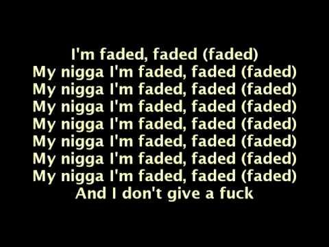Tyga feat. Lil Wayne - Faded Lyrics