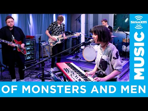 Of Monsters and Men - Dancing In The Dark (Bruce Springsteen Cover) [LIVE @ SiriusXM Studios]