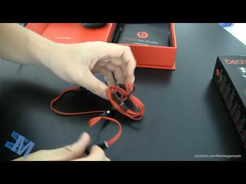 Unboxing: Beats By Dr. Dre Tour With ControlTalk Headphones