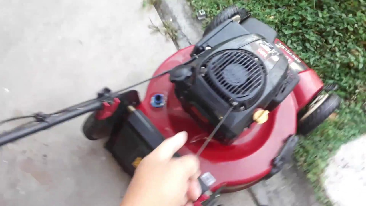 Easy Fix For Toro Lawnmower That Won T Start V1124 Stay Running