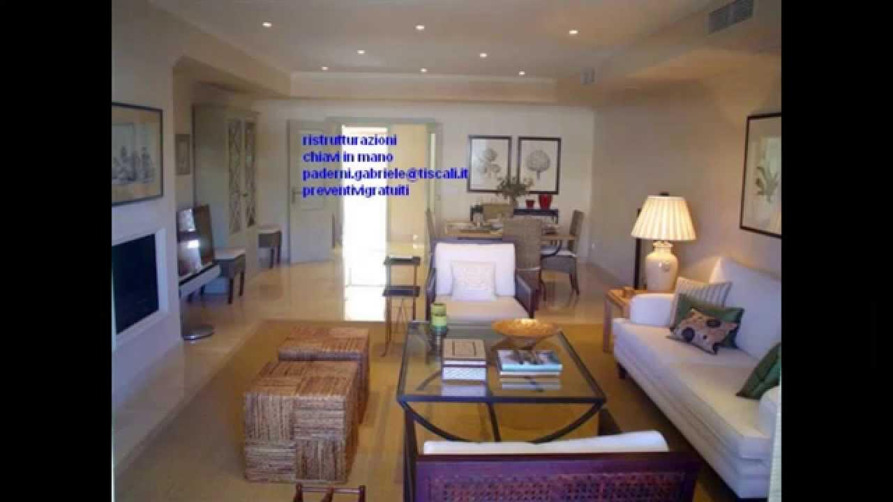 Dal 1961 costruzione e ristrutturazione appartamenti for Case classiche interni