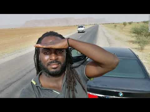 Ghanaian Travels 4,900 Miles From Paris To Accra By Car