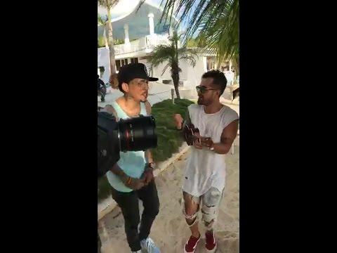 Bonny Lovy ft Mike Bahía Una Noche En Hawaii Adelanto (videoclip oficial)