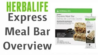 Herbalife Meal Bars for Weight Loss!