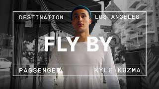 Kyle Kuzma\'s Guide to Los Angeles | FLY BY