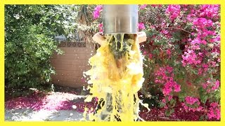 ORANGE ICE BUCKET CHALLENGE Thumbnail