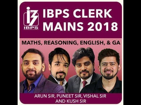 JOIN FREE INTERVIEW CLASSES | IBPS Clerk Mains 2018 BATCH | CALL 9958500766