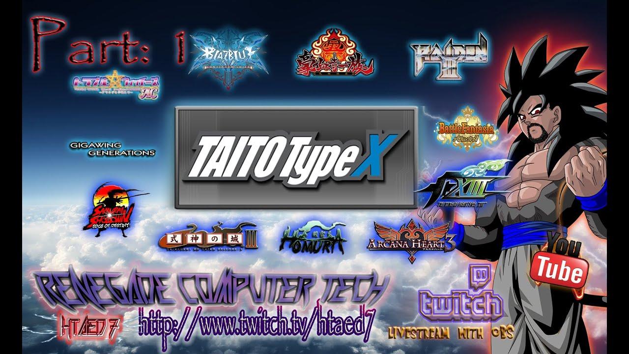 torrent taito type x2