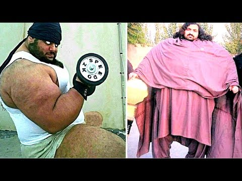 9 Big Men You Won't Believe Actually Exist