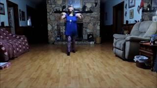 Line Dance - Raised On Country - Demo & Walk-thru Video
