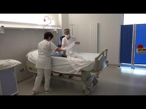 Créer une service d'hospitalisation COVID-19