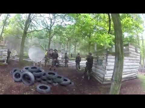 Alpha One Airsoft The Kingdom Commitment Capture The Flag (Republic POV)