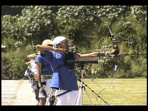 Archery form -02- Loads at full draw and how to deal with them