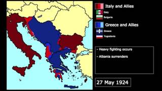 [Alternate History] The Third Balkan War: Every Day