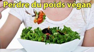 Végétalien manger pour la perte de poids - conseils
