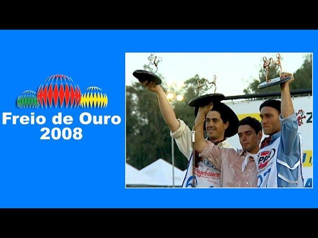 NOSTALGIA FREIO DE OURO 2008