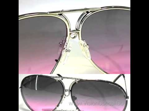 939b1961abcd Porsche Design P8478 aviator sunglasses - YouTube