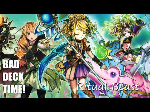"""Bad"" Decks: Ritual Beast"