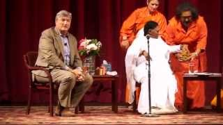 Amma (Mata Amritanandamayi) on Compassion in Stanford University - Full Video