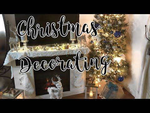 CHRISTMAS DECORATING!!! SHOP W ME & HAUL♡♡ |GABRIELLAGLAMOUR
