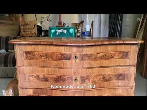 Restaurierung - Antiquitäten La Belle Epoque