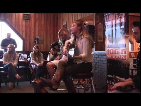 Maddie & Tae Performs Sierra For WYRK