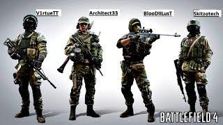 Trinifield 4 bf4 trini squad