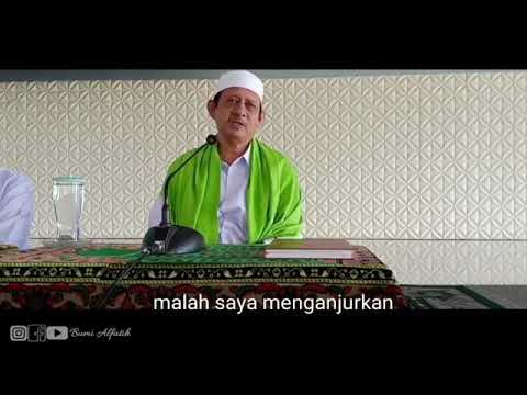 Keutamaan Sholawat Fatih Syekh Sholeh Bin Ali Basalamah