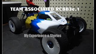 TEAM ASSOCIATED RC8B3.1e | My Stories & Experience