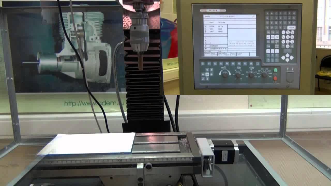 Вал. Изготовление вала на фрезерном 4-х осевом станке с ЧПУ. Видео .
