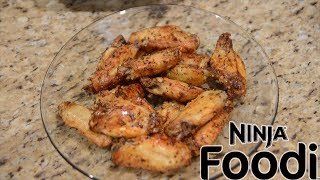 Let's Cook 15 Frozen Wings At Once in the Ninja Foodi