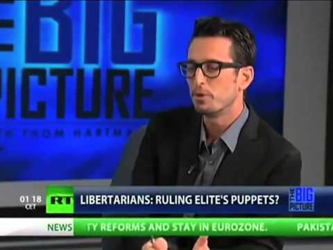 Libertarianism Vs. Socialism with Austin Petersen