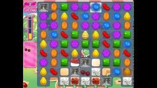 Candy Crush Saga Level 744 INSANE Finish