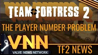 TF2's Player Number Drop Explained