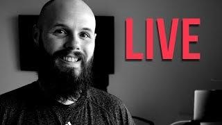 April Live Stream - iOS Dev Discussion & Q&A