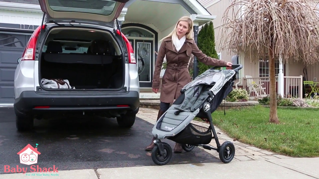City Mini Baby Jogger Gt Product Review