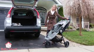 City Mini Baby Jogger GT - Product Review