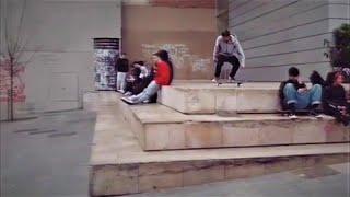 Best Of Hungarian Skateboarding | 2018