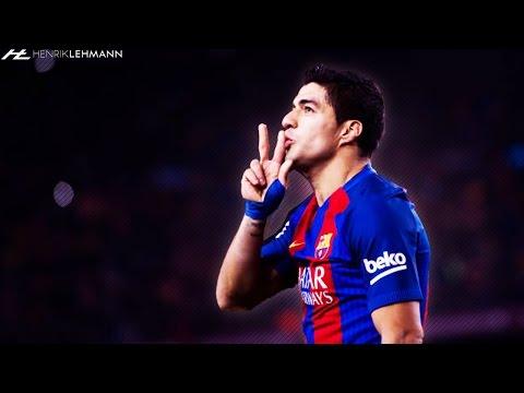 Luis Suárez ● Overall 2017 ● Dribbling Skills, Passes & Goals