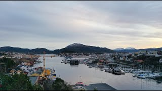 Preview of stream Picturesque town of Kristiansund, Norway