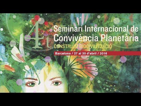 Streaming 1r eje '¿Con qué economia?' 4º Seminario Internacional de Convivencia Planetaria