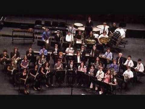Haggard Middle School Symphonic BandAbracadabra  Ticheli