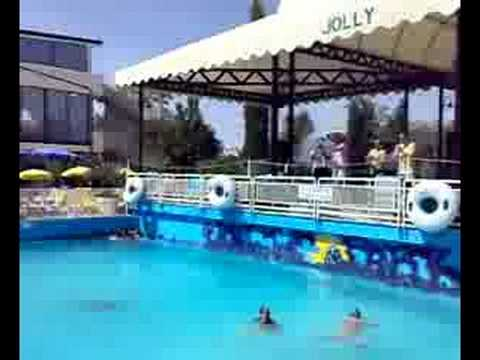 Ragazzi Di Alvignanello In Piscina Al Jolly Park Youtube