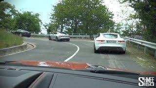 Mille Miglia 2014 #Jaguarmille
